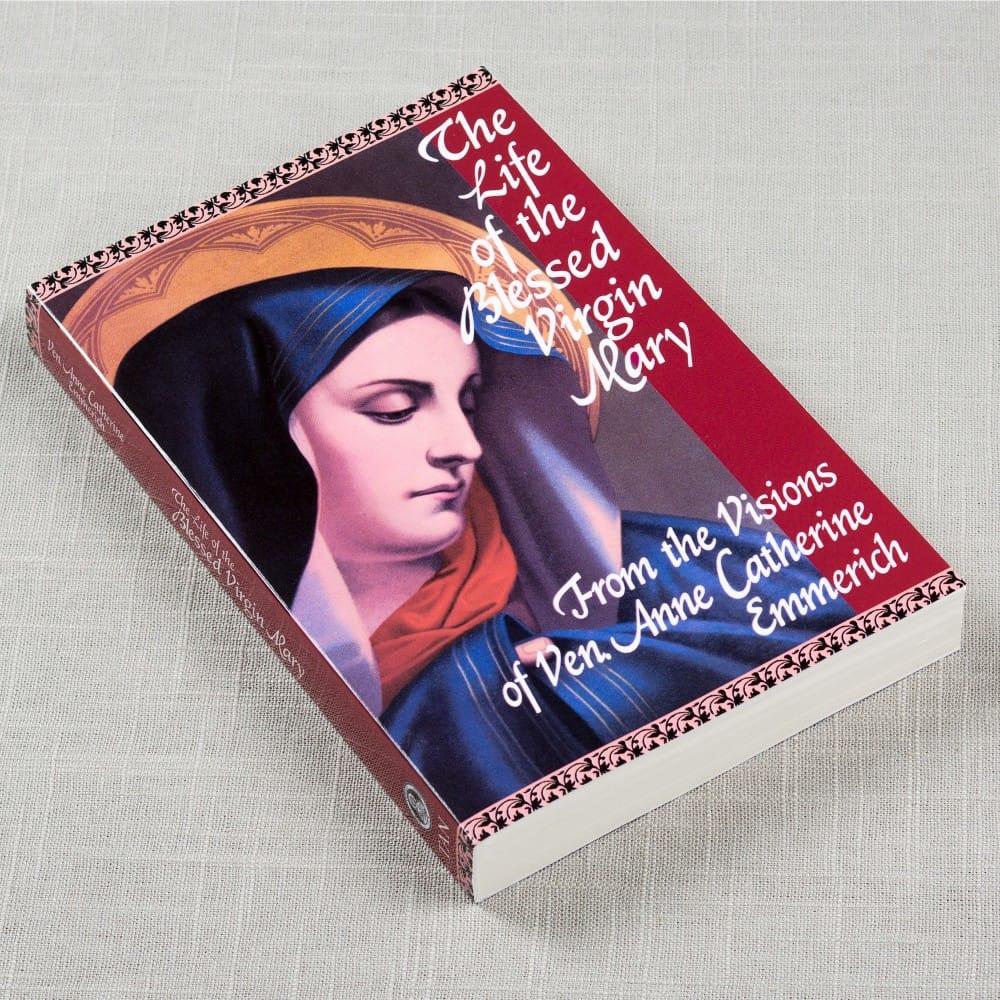 mary books the catholic company