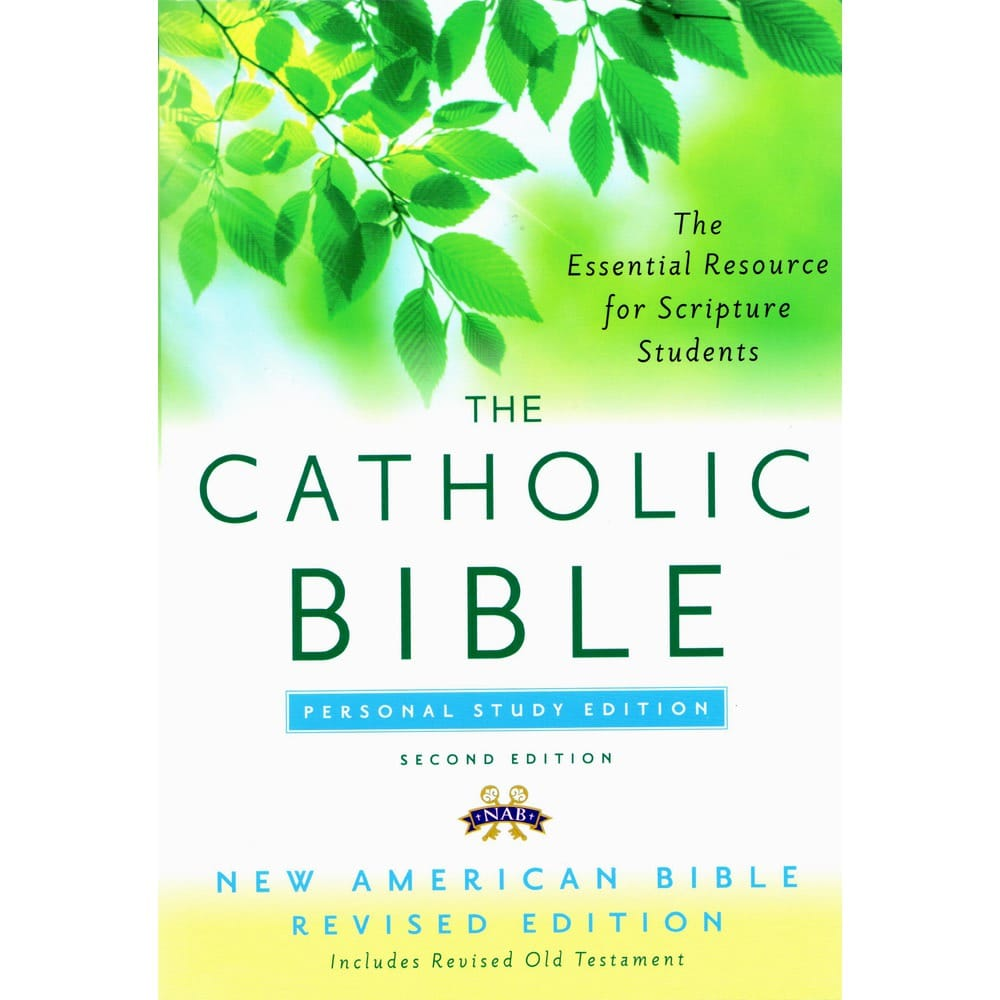 The Catholic Bible - Personal Study Edition (Paperback)