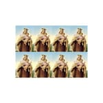 Our Lady of Mount Carmel Personalized Prayer Card (Priced Per Card)