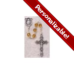PERSONALIZE: Birthstone Rosary - November