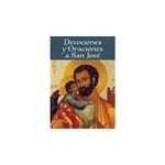 Devociones y Oraciones a San José (St. Joseph Prayers and Devotions - Spanish)