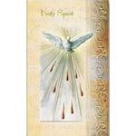 Holy Spirit - Folded Prayer Card