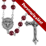 PERSONALIZE: Holy Spirit Rosary - 7mm