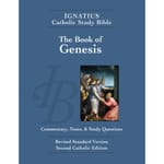 Ignatius Catholic Study Bible - Genesis