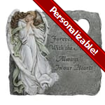 PERSONALIZE: Joseph's Studio Memorial Stepping Stone