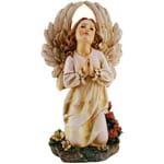 Kneeling Angel Figure, 14 inch