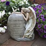 Memorial Angel Garden Figure