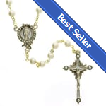 BEST SELLER: Pearls of Mary Rosary