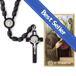 BEST SELLER: St. Benedict Rosary