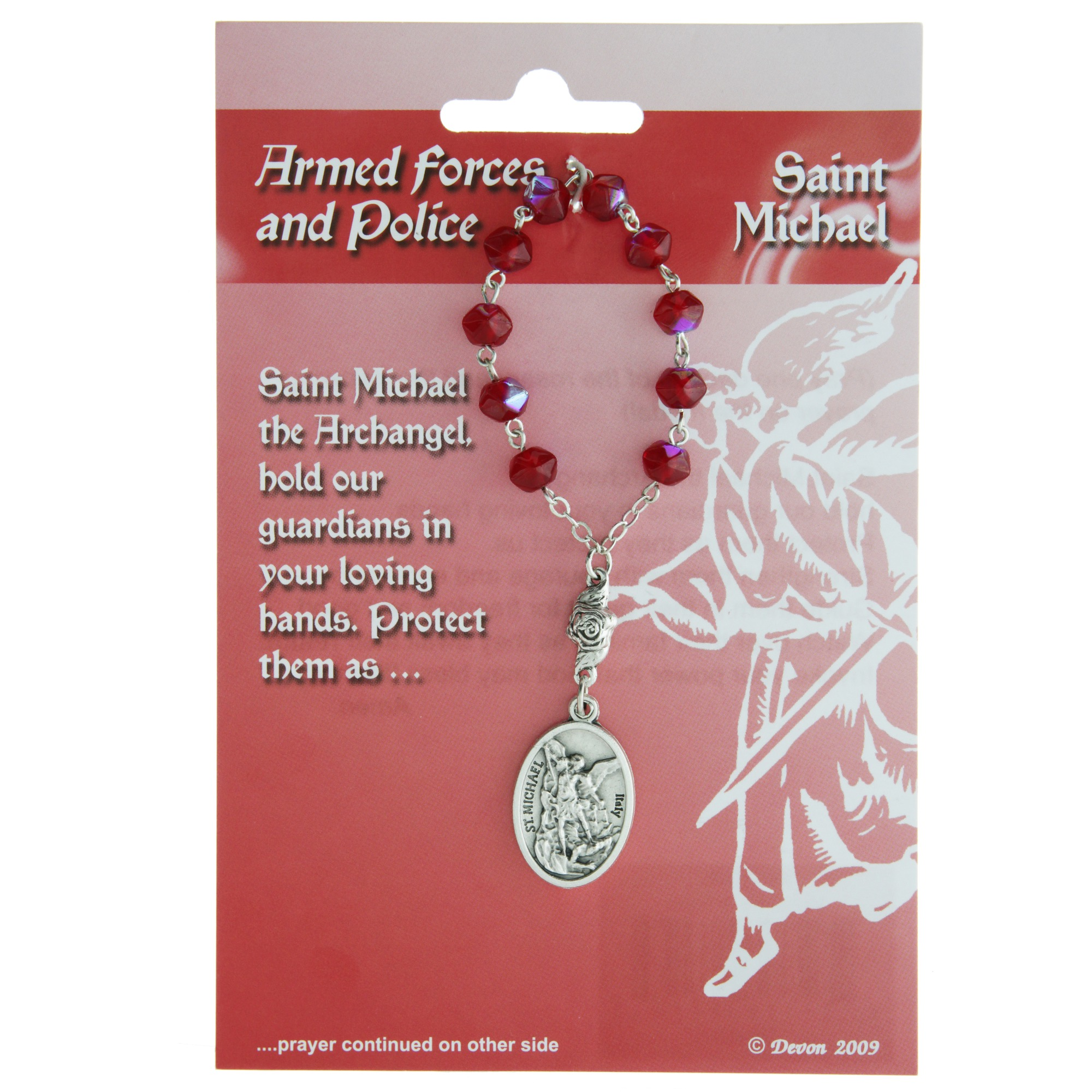 St. Michael Decade Rosary for Armed Forces/Police | The Catholic Company