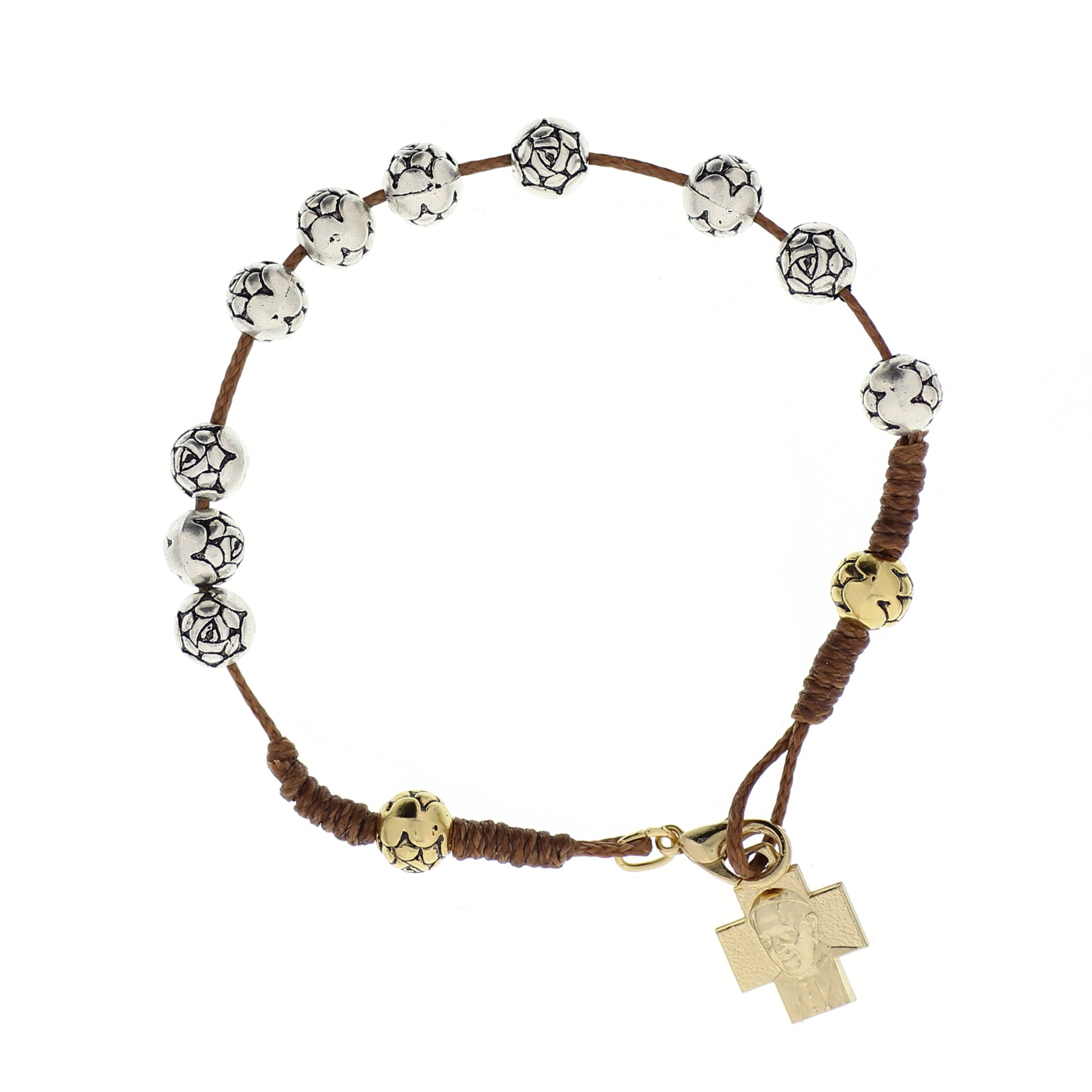 company wishlist bracelet miraculous catholic add medal corded cart the to cord
