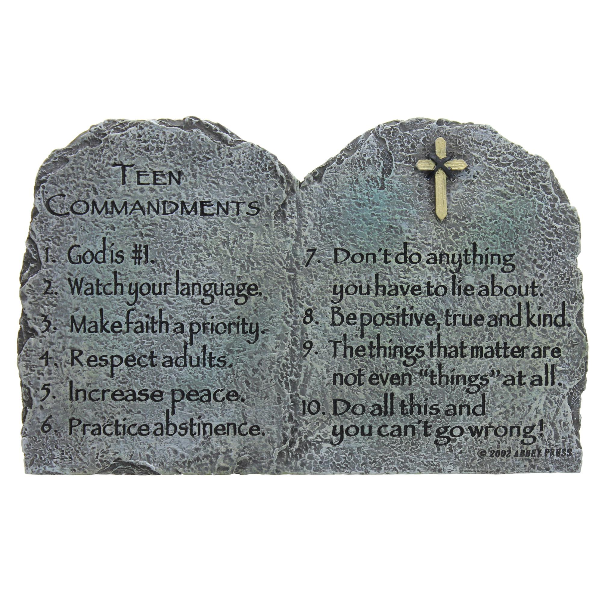 ten commandments art pictures for kids home decoration u0026 more