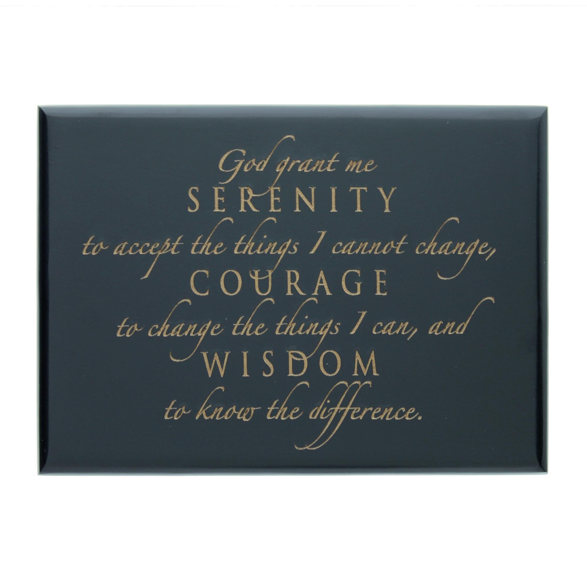 Serenity Box and Card   The Catholic Company