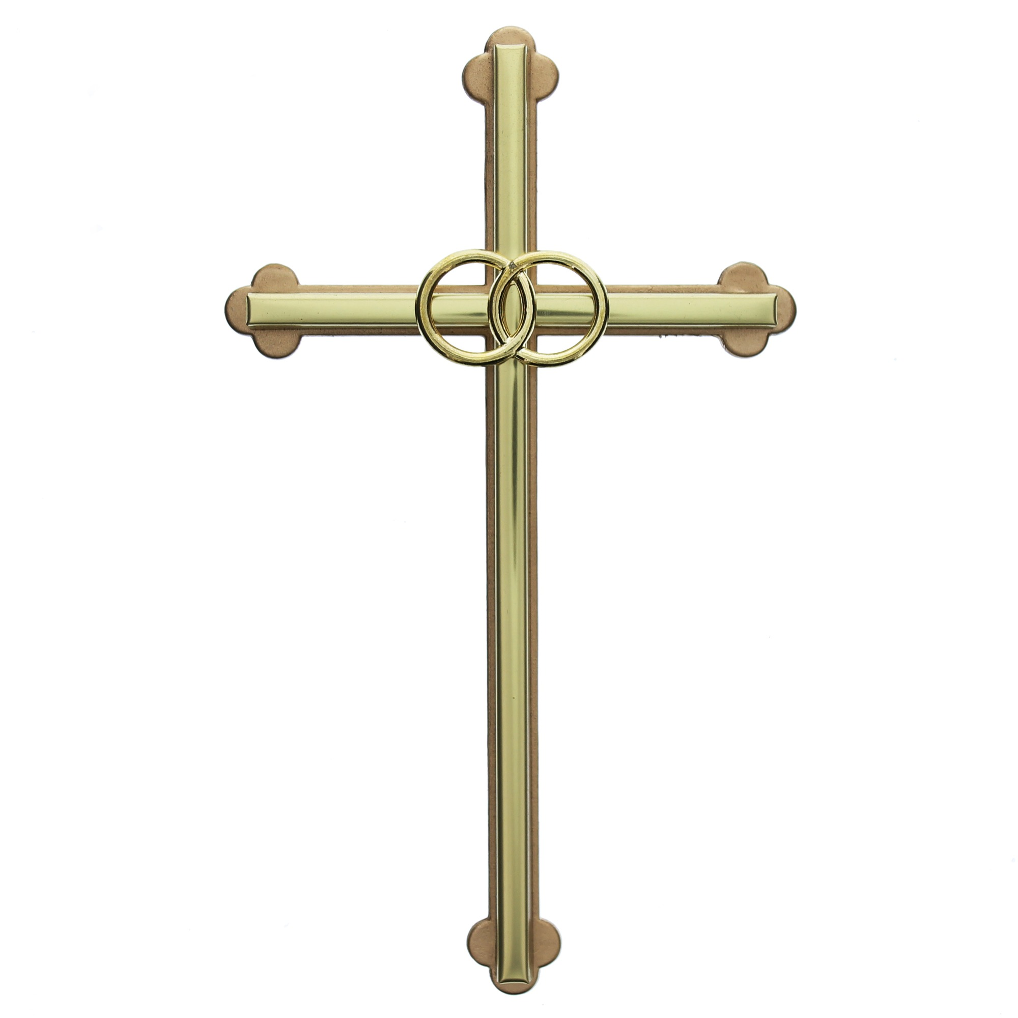 nugget crucifix rings pendant solid new cross charm mens grams product gold yellow