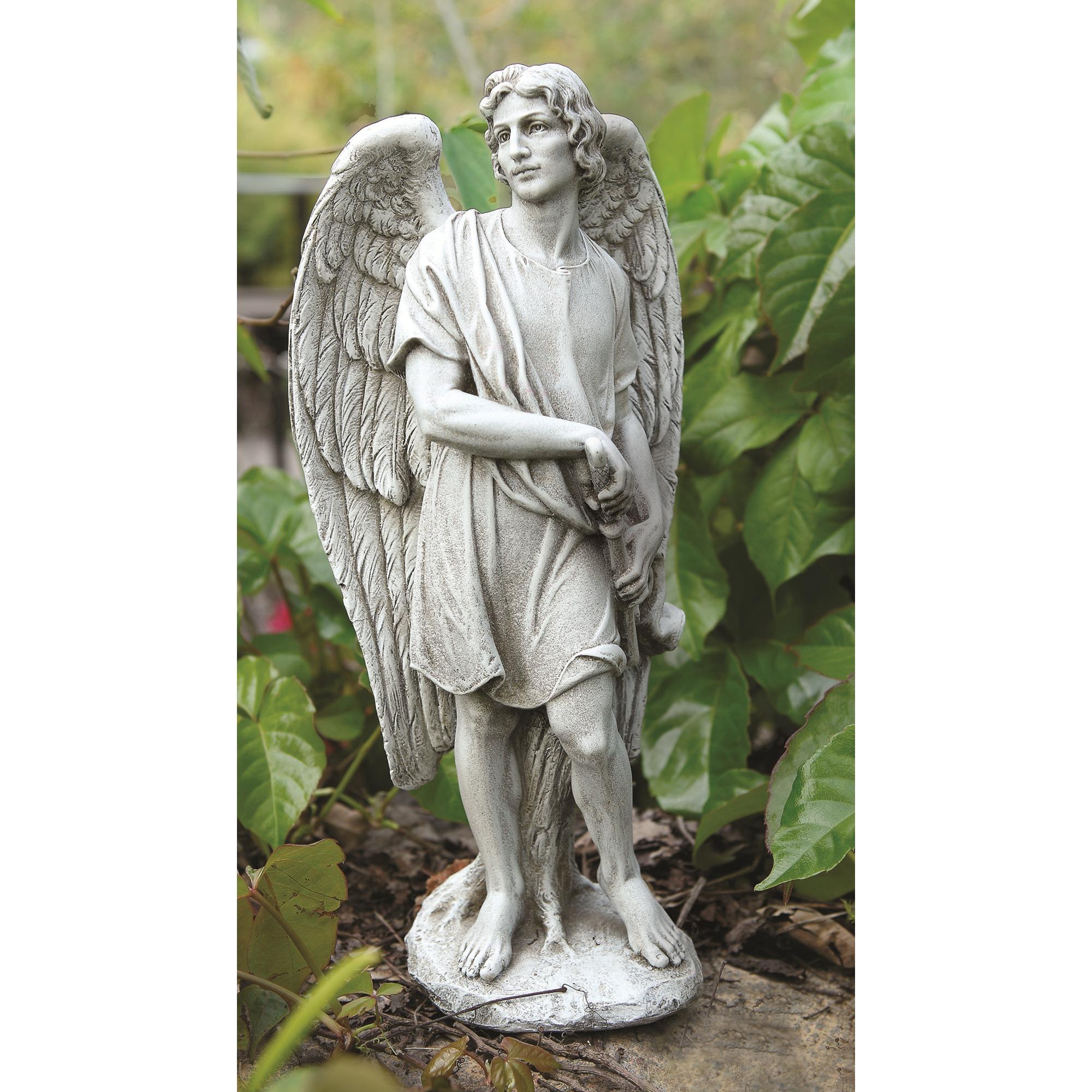 St. Michael Garden Statue 14\