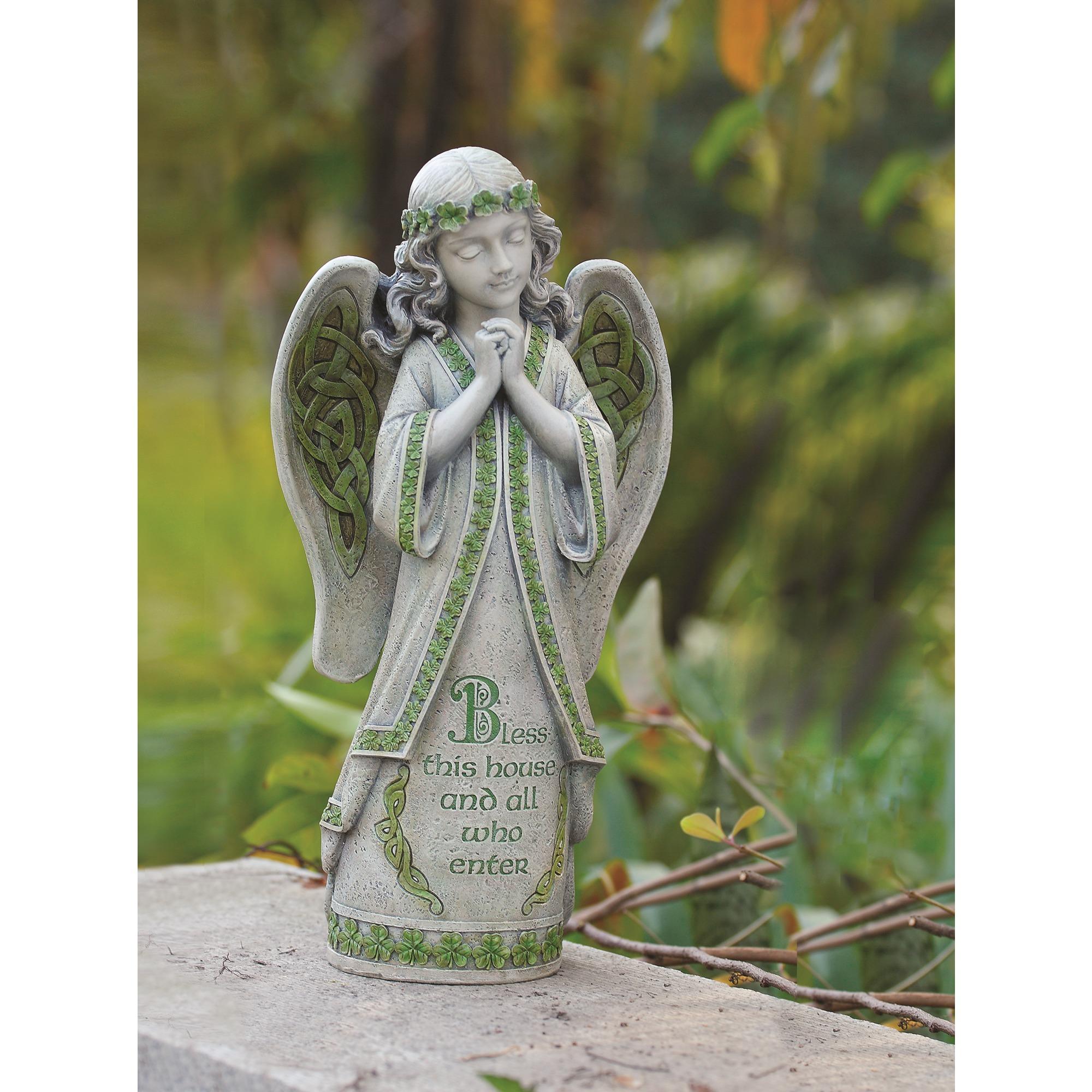 Celtic Garden Angel 14.5\