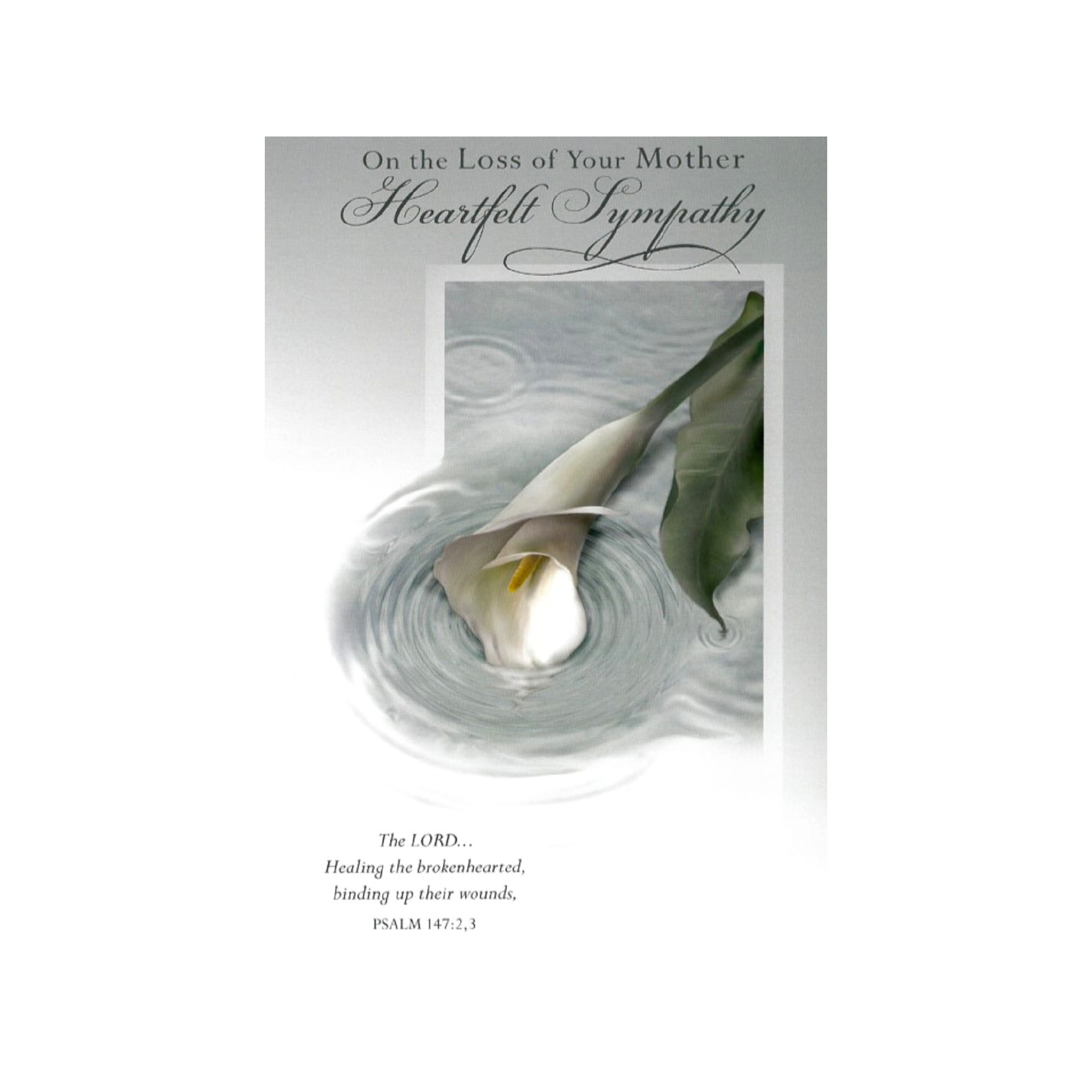 Sympathy card loss of mother the catholic company sympathy card loss of mother magicingreecefo Gallery