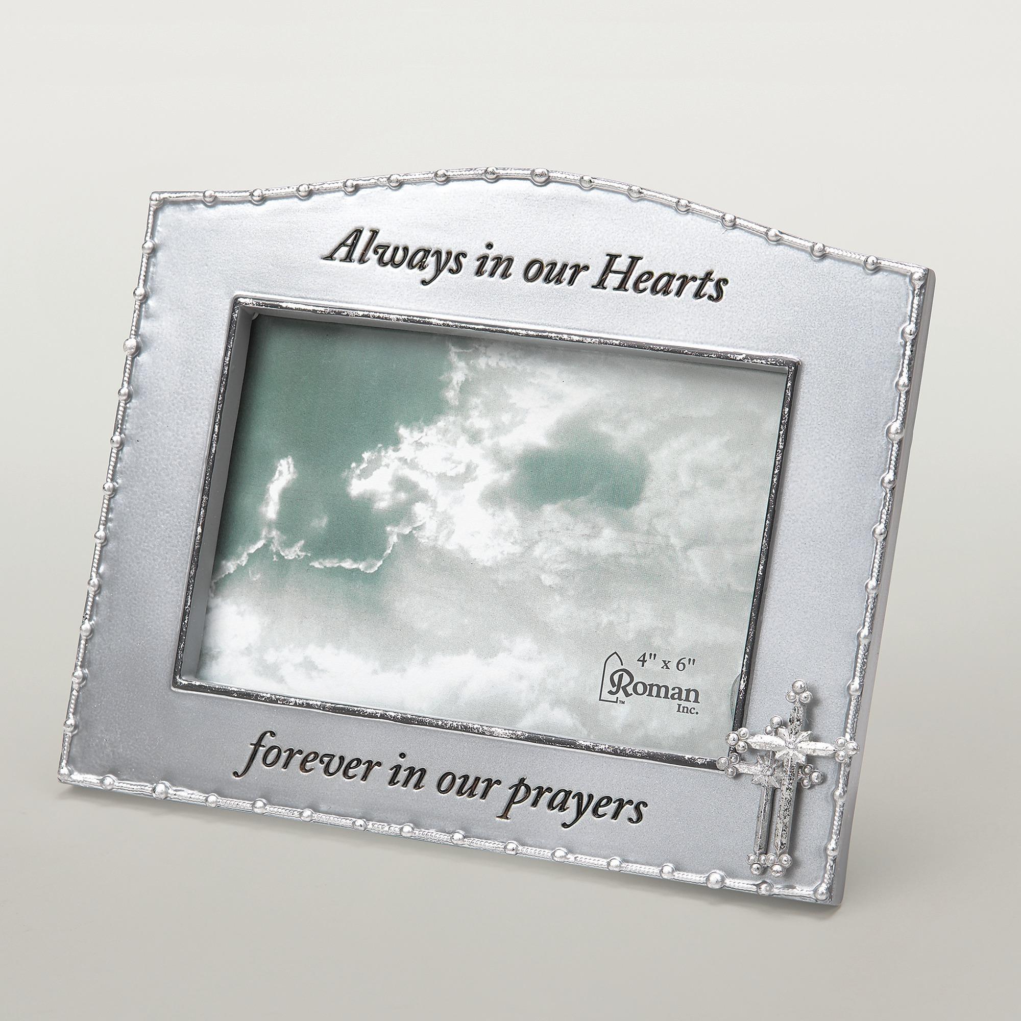 Rosary Memorial Photo Frame | The Catholic Company