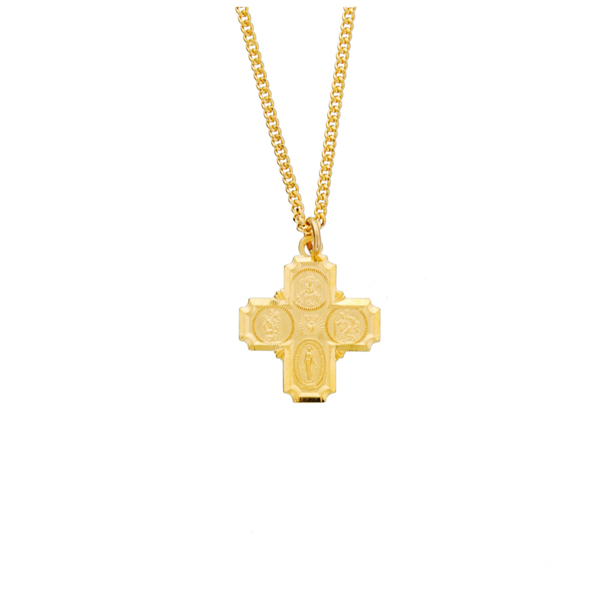 Four-Way Crosses (Medals)   The Catholic Company