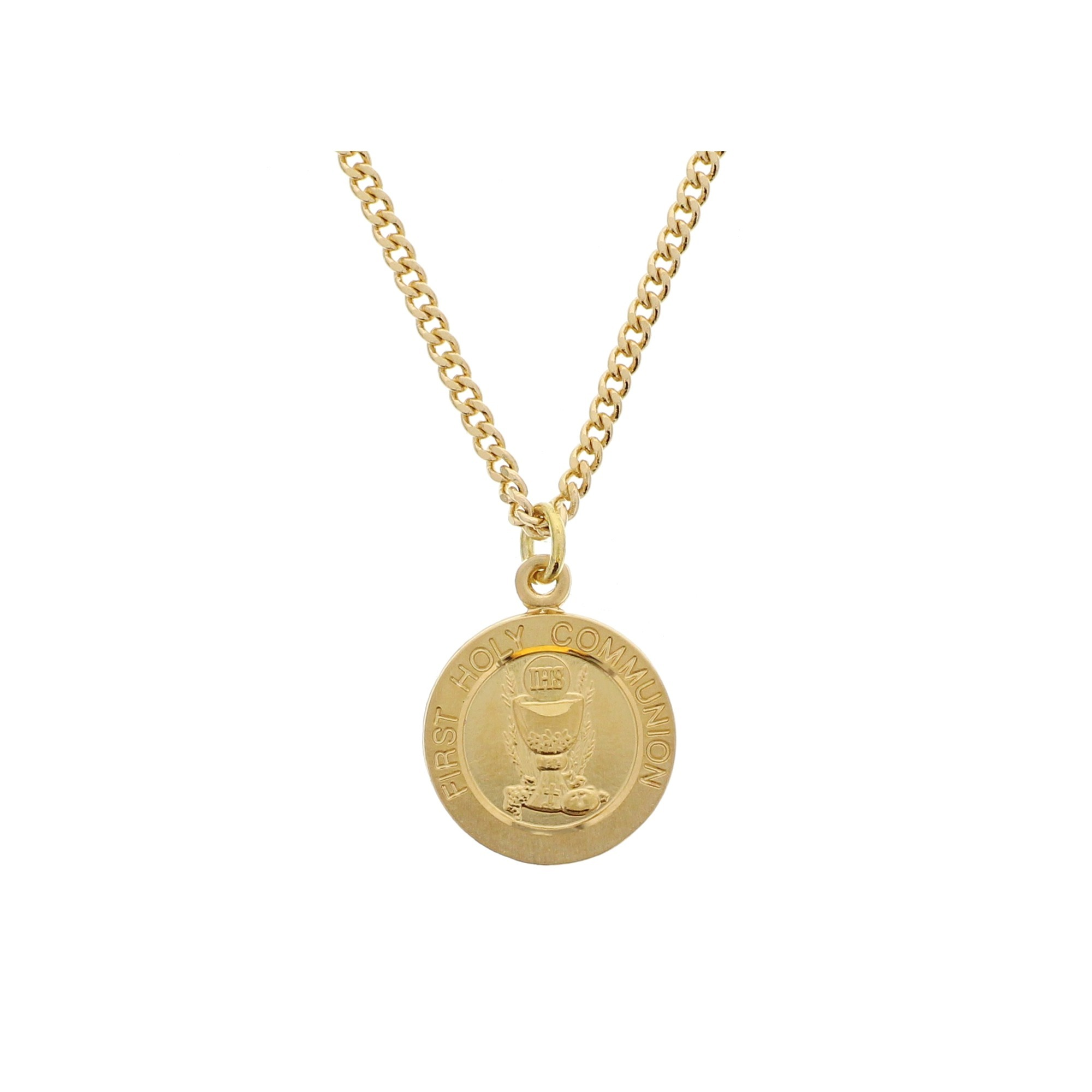 fill baptism p fullxfull jewelry il necklace virgin petite religious christening baby mary gold medal