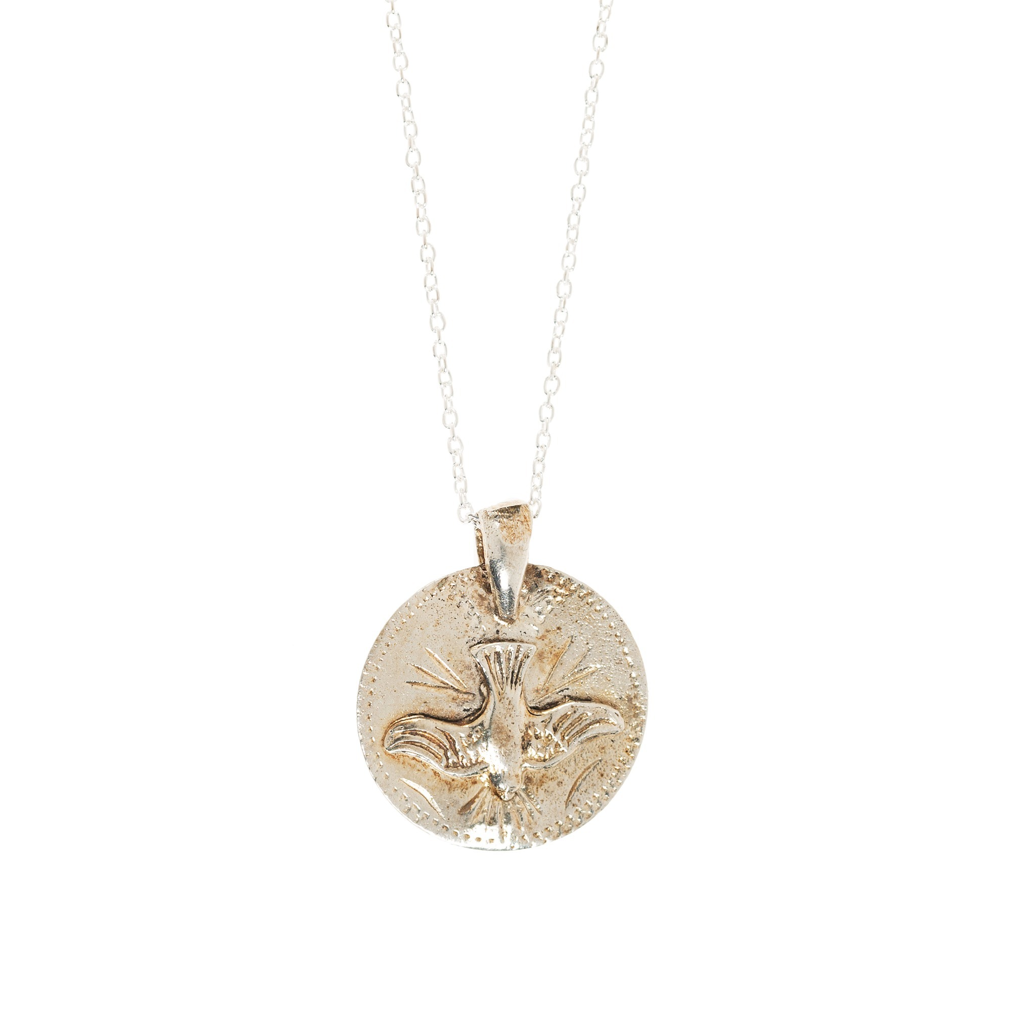 necklace pendant dove vesteria products