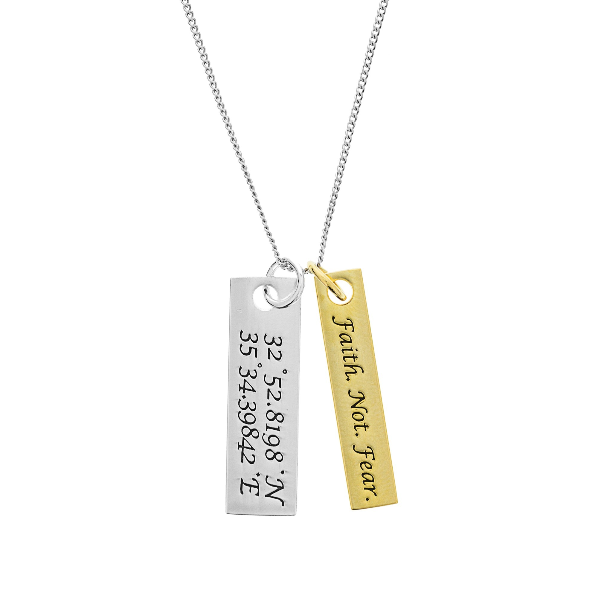 coordinate collection necklace necklaces legend coordinates a