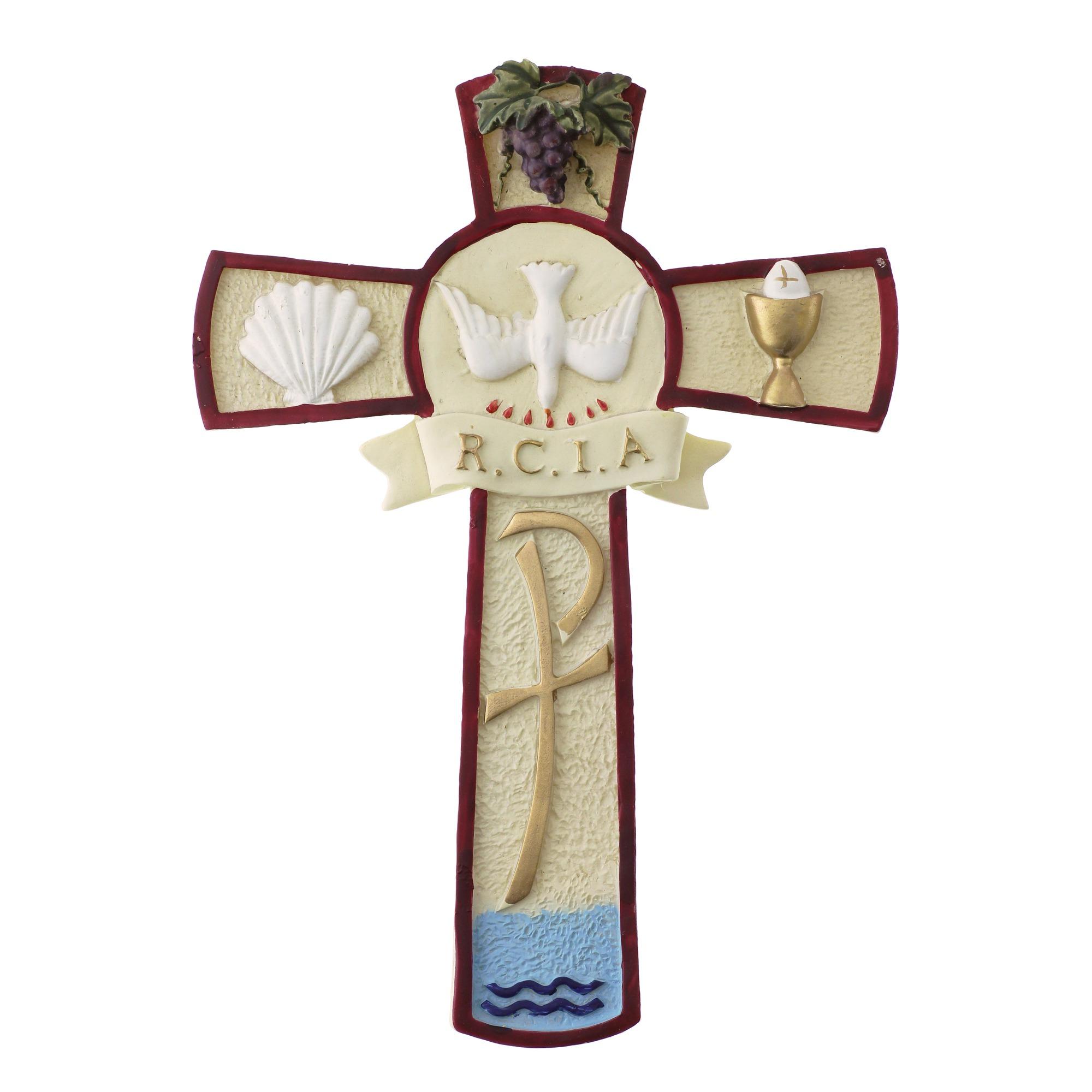 Rcia Wall Cross The Catholic Company
