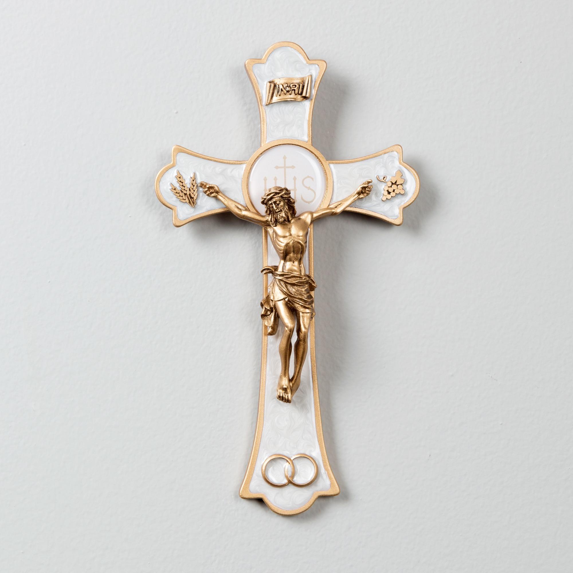 Sacrament of matrimony holy mass crucifix the catholic company sacrament of matrimony holy mass crucifix biocorpaavc Choice Image