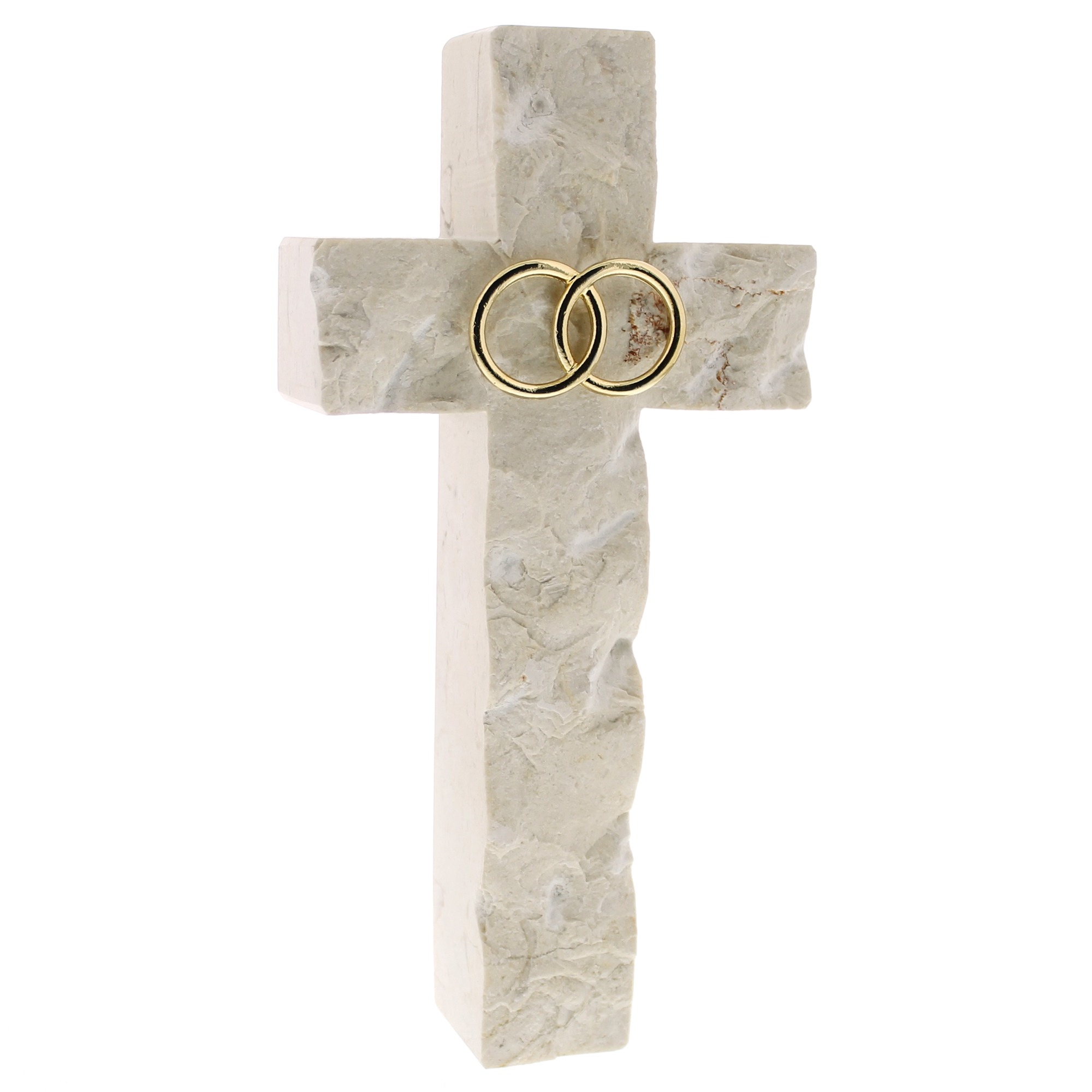50th anniversary gold cross