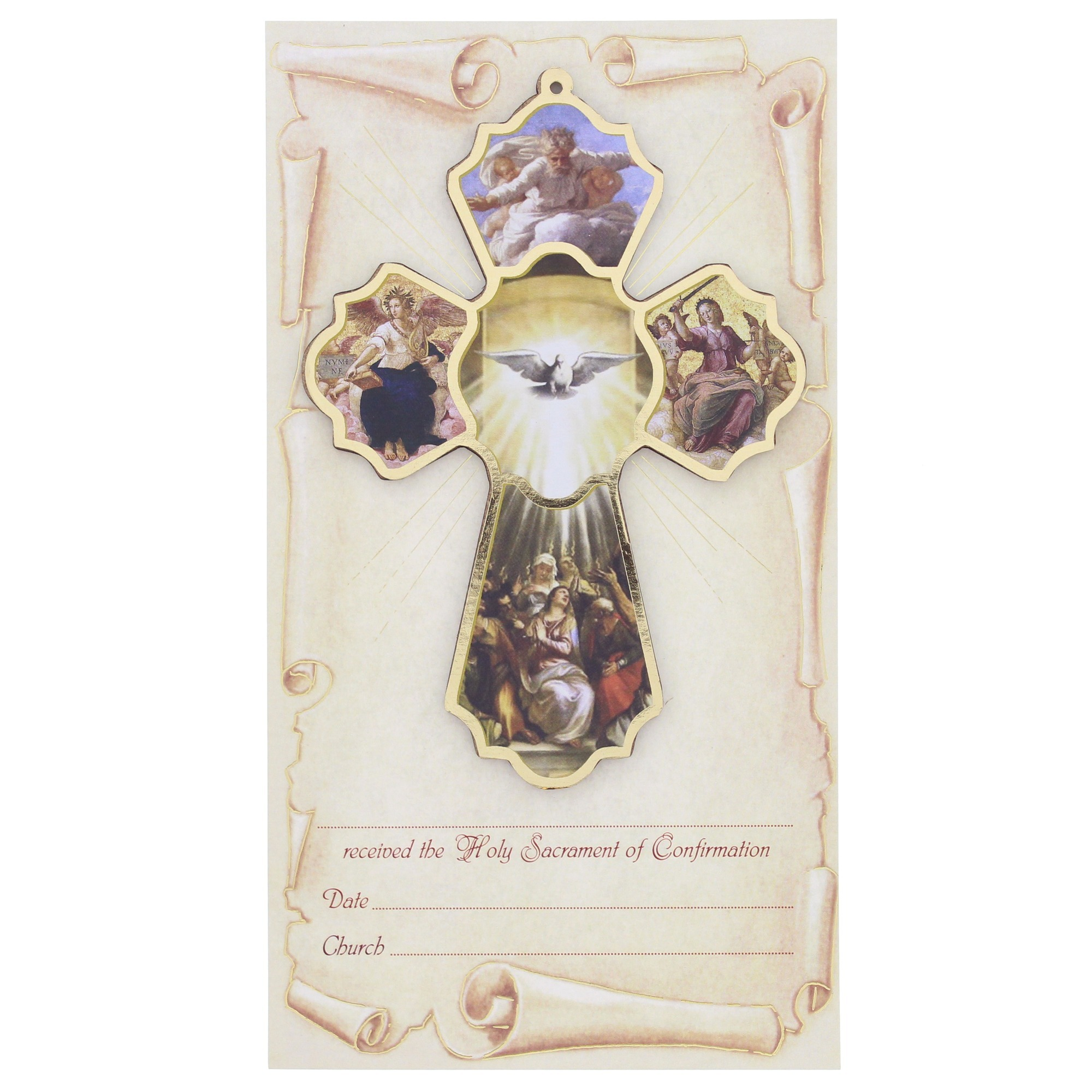 Confirmation Cards The Catholic Company