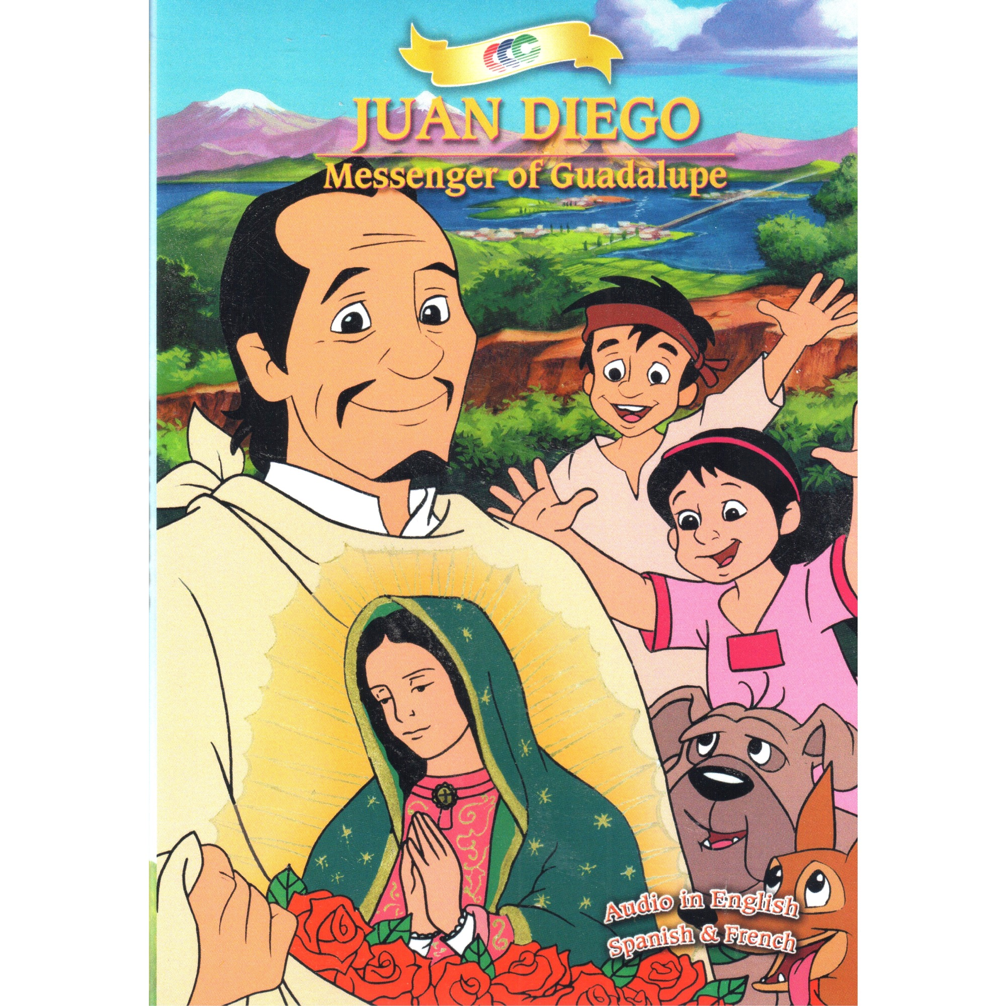 juan diego messenger of guadalupe dvd the catholic company