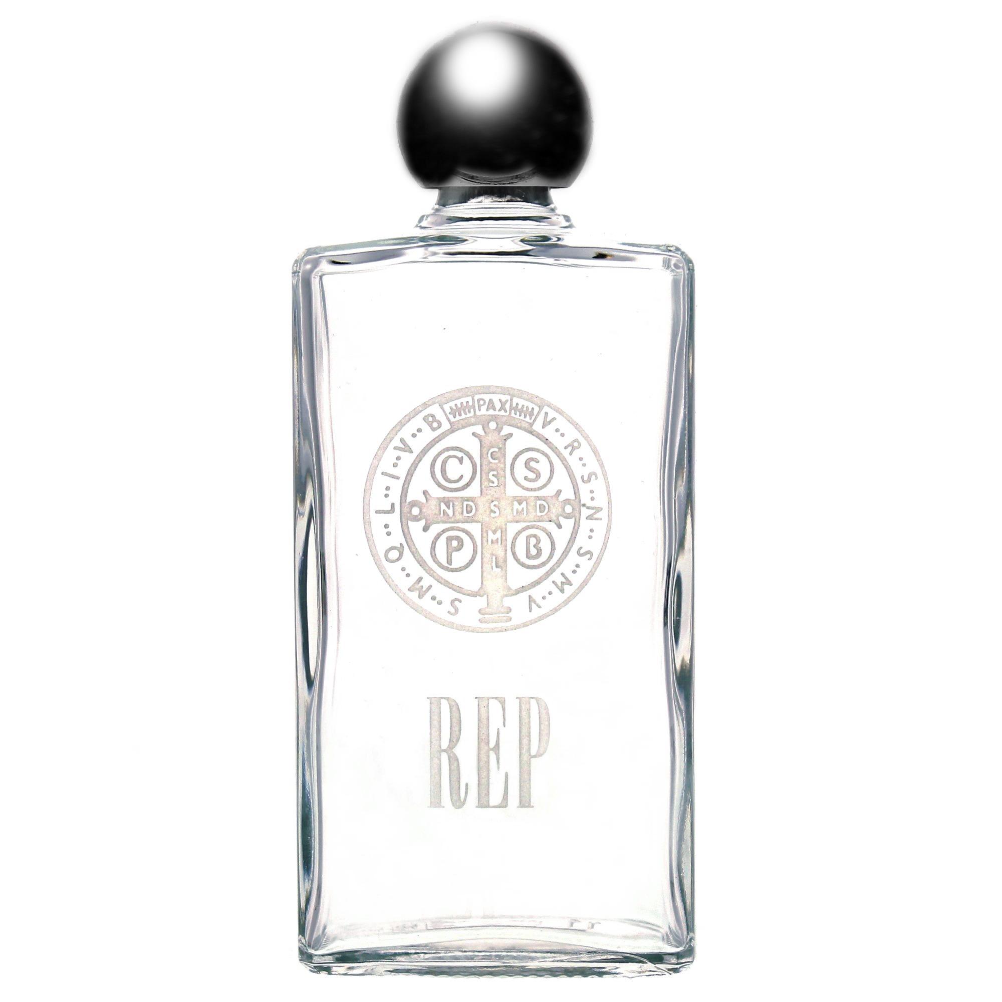 Personalized Saint Benedict Holy Water Bottle The Catholic Company