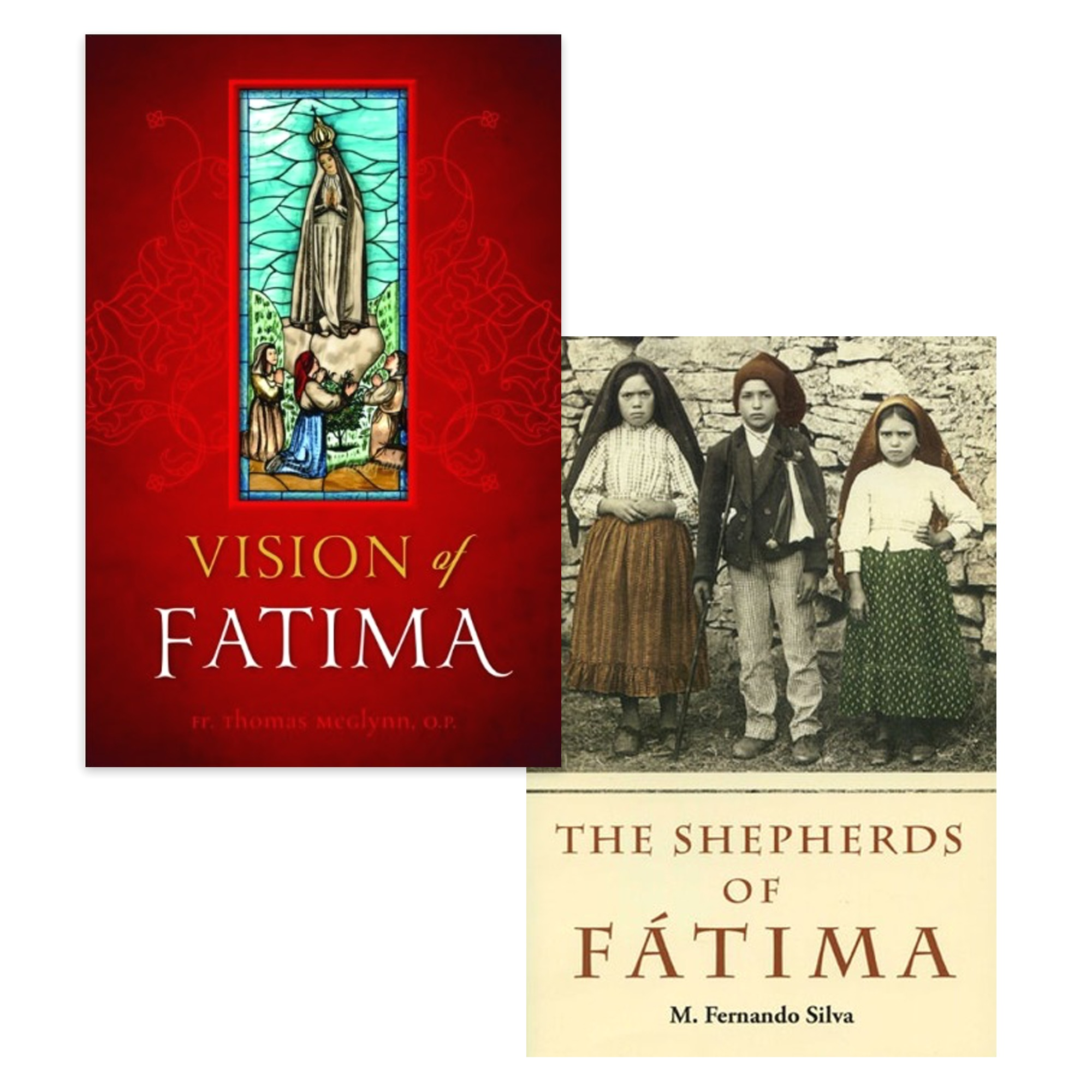 Vision of fatima the shepherds of fatima 2 book set the add to cart add to wishlist fandeluxe Image collections