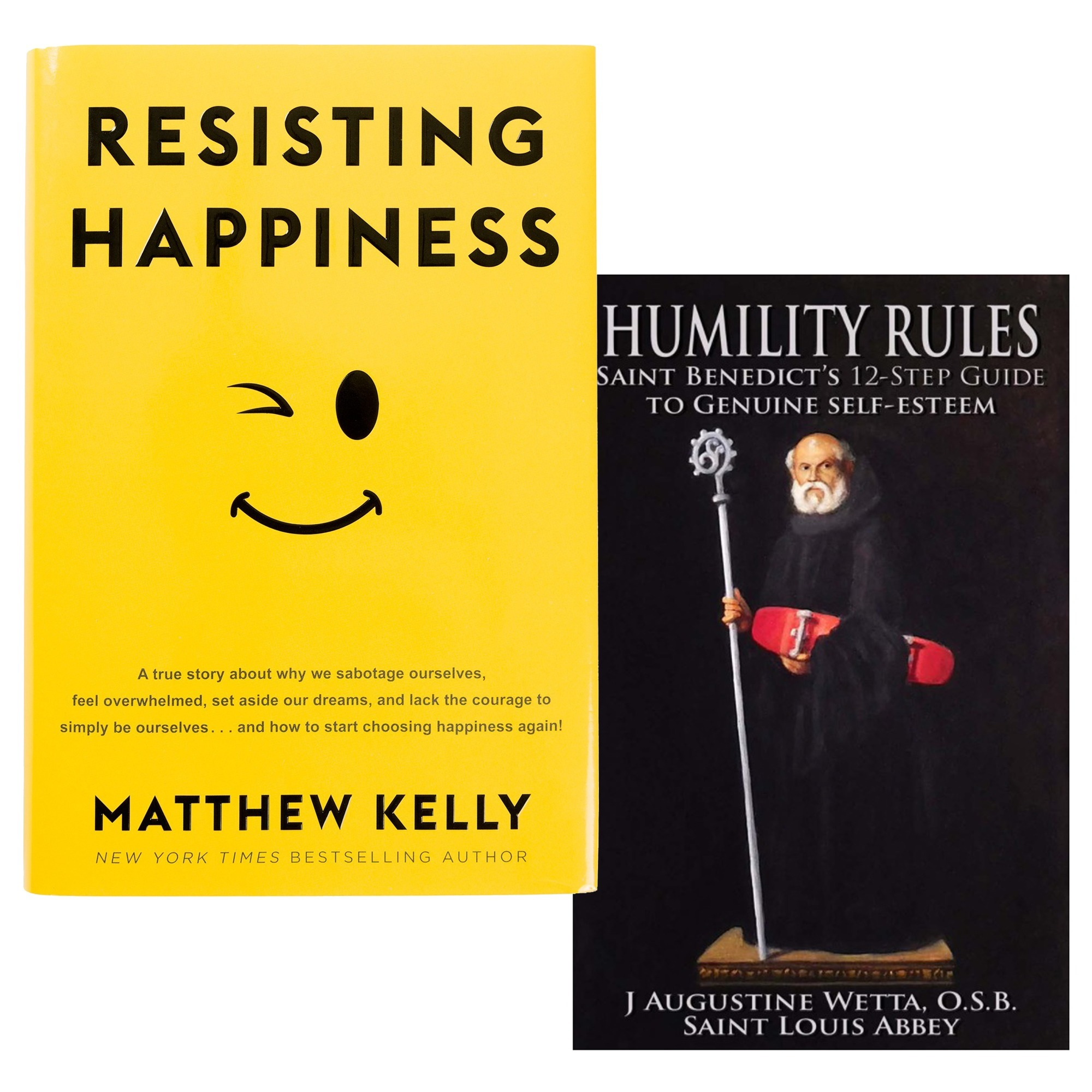 Resisting Happiness & Humility Rules (2 Book Set)   The Catholic Company