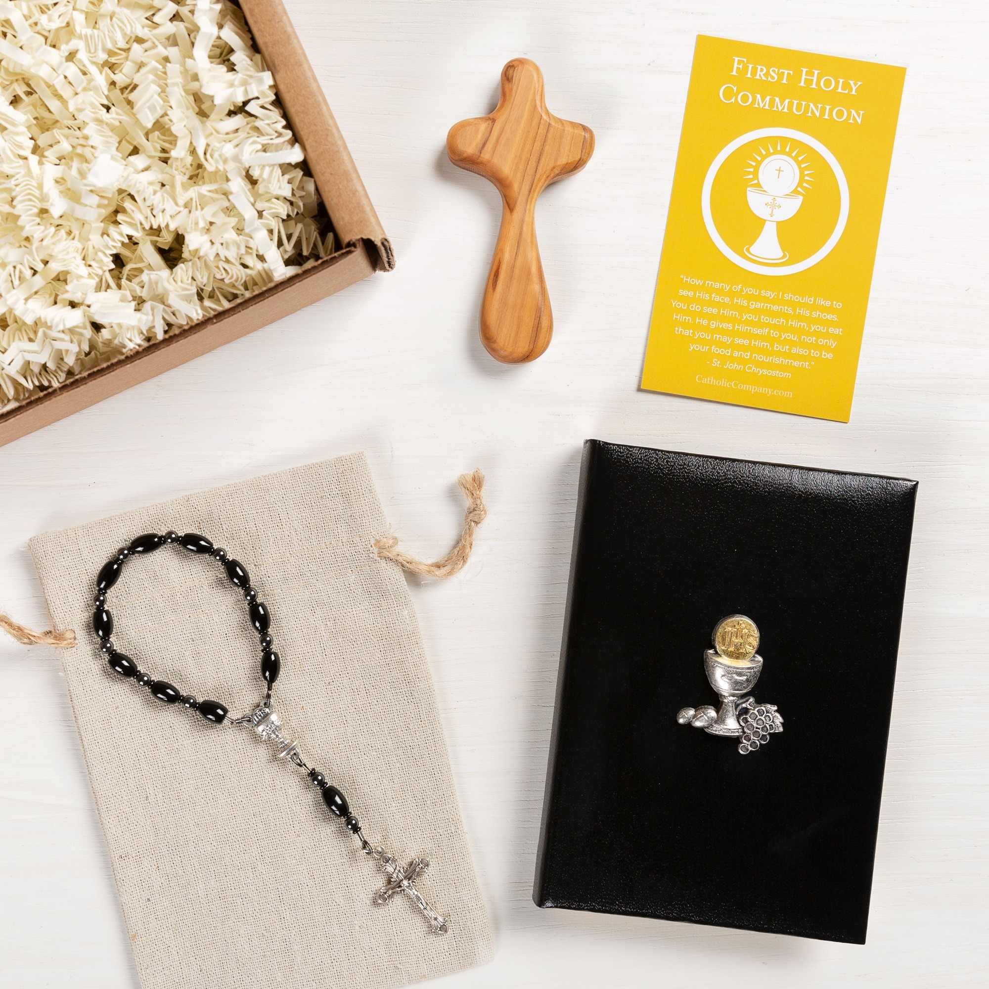 First Communion Gift Box Set - Boys