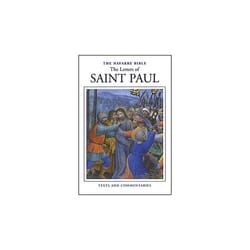 The Navarre Bible The Letters Of Saint Paul The