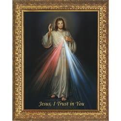 Divine Mercy Framed Print The Catholic Company