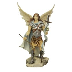 Archangel Gabriel Statue 13 75 The Catholic Company