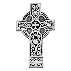 Celtic Cross Visor Clip The Catholic Company