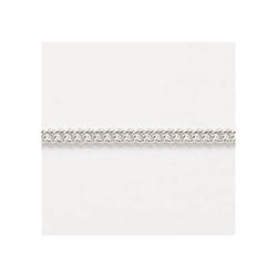 24 Inch Curb Sterling Silver Chain