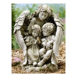 Angel with Children Figure