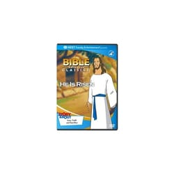 Animated Bible Classics - He is Risen (DVD)