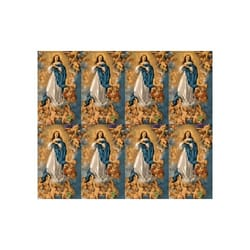 Assumption Personalized Prayer Card (Priced Per Card)