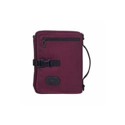 Burgundy Bible Cover and Organizer