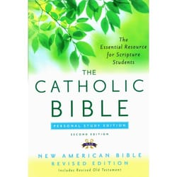 The Catholic Bible - Personal Study Edition - Hardcover