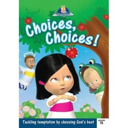 Choices, Choices:DVD