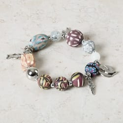 Christ Story Bracelet Clay Beads