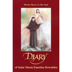 Diary of Saint Maria Faustina Kowalska - Divine Mercy in My Soul (Compact)