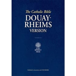 Douay Rheims Bible - Softcover