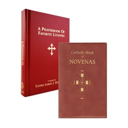 Favorite Litanies and Novenas Set